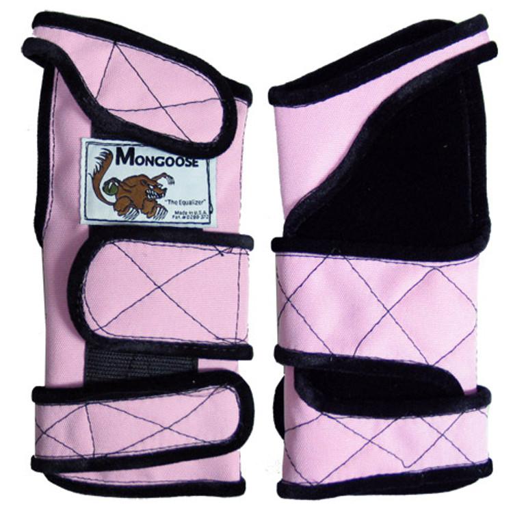 Mongoose Equalizer Left Hand Wrist Positioner Pink
