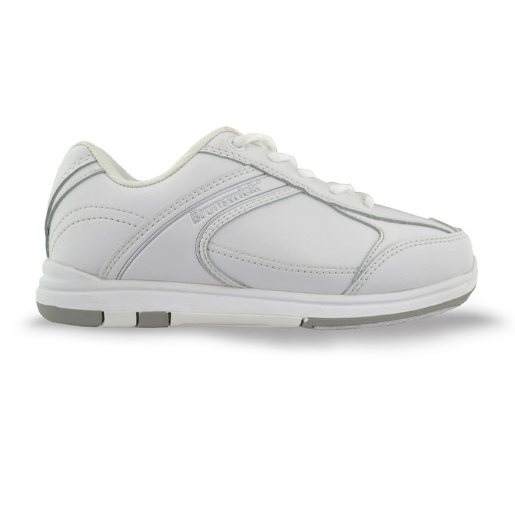 Brunswick Flyer JR. Youth Bowling Shoes White side view