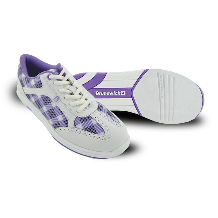 Brunswick Plaid Bowling Shoes by Brunswick FREE Shipping No Hidden ...