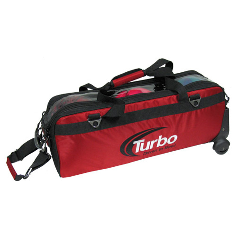 Turbo 3 Ball Travel Tote