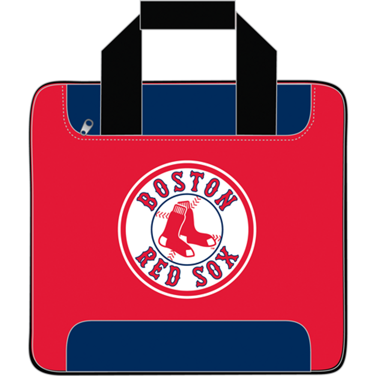 KR MLB Single Tote Bowling Bag Boston Red Sox