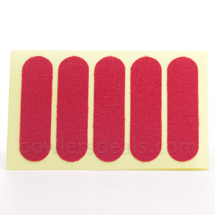"""Vise Hada Patch 2 Red 1 Pack 3/4"""" (50 Strips)"""