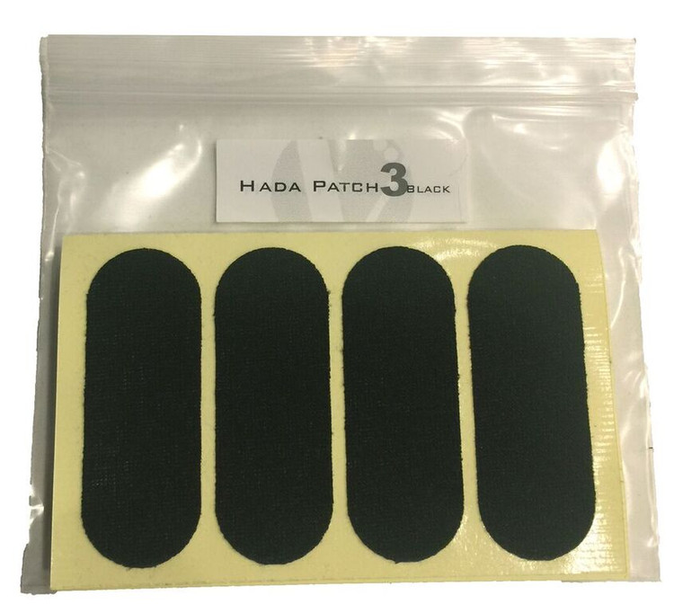 "Vise Hada Patch 3 Black 1 Pack 3/4"" (50 Strips)"