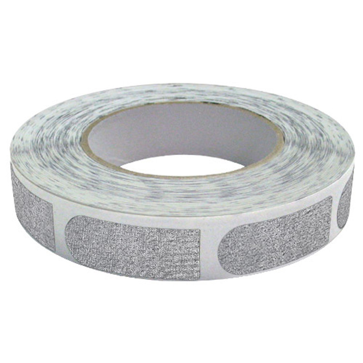 """Real Bowlers Tape 3/4"""" Silver 500 Roll"""