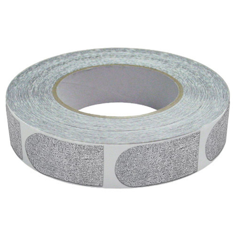 """Real Bowlers Tape 1"""" Silver 500 Roll"""