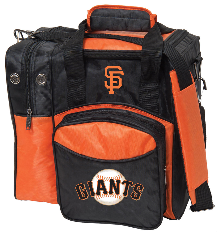MLB 1 Ball Single Tote Bowling Bag San Francisco Giants