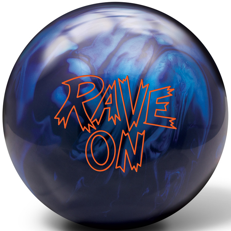 Radical Rave On Bowling Ball