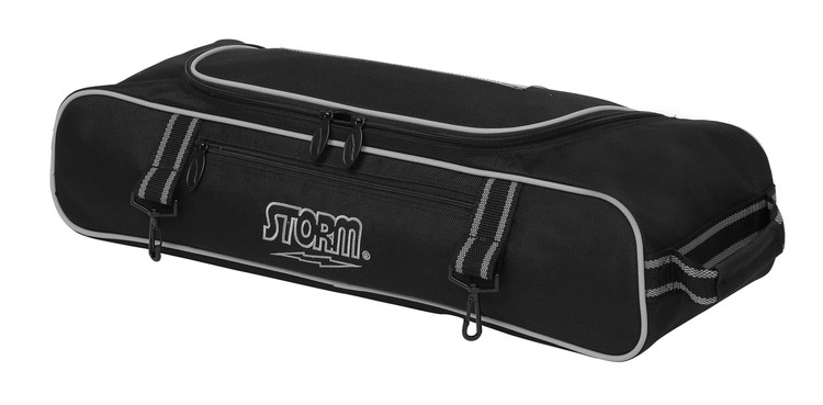 Storm Tournament Extra Long Shoe Bag Black