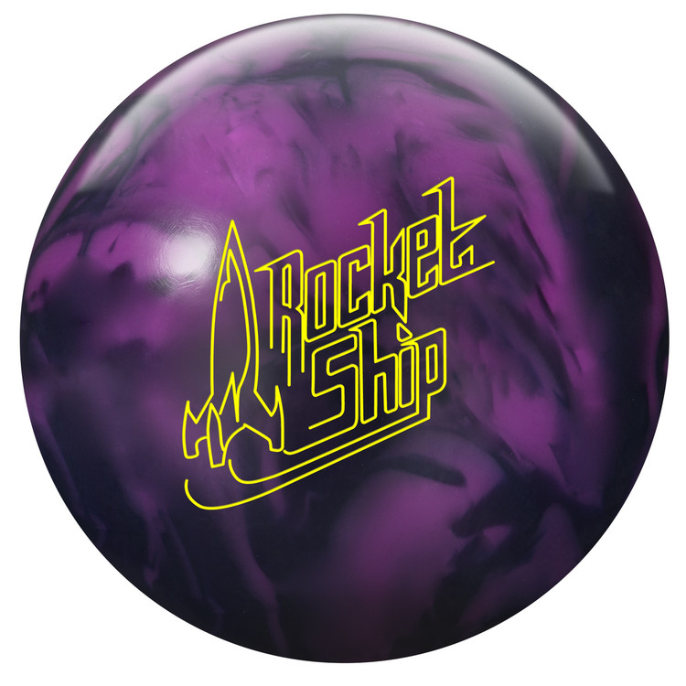 Storm Rocket Ship Bowling Ball