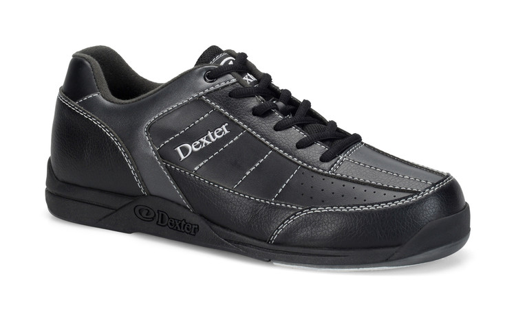 Dexter Ricky III Jr. Bowling Shoes Black Alloy