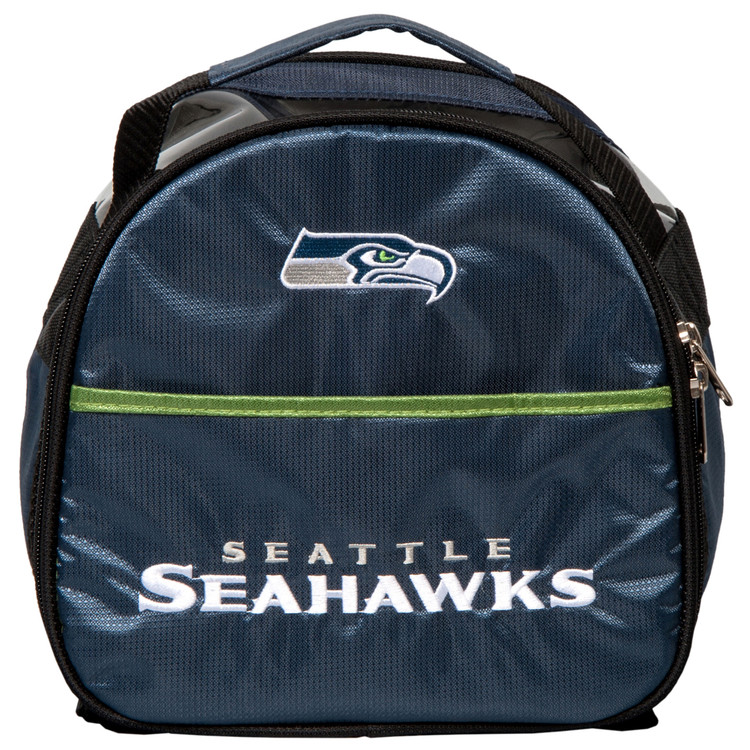 NFL Add On 1 Ball Single Tote Bowling Bag Seattle Seahawks
