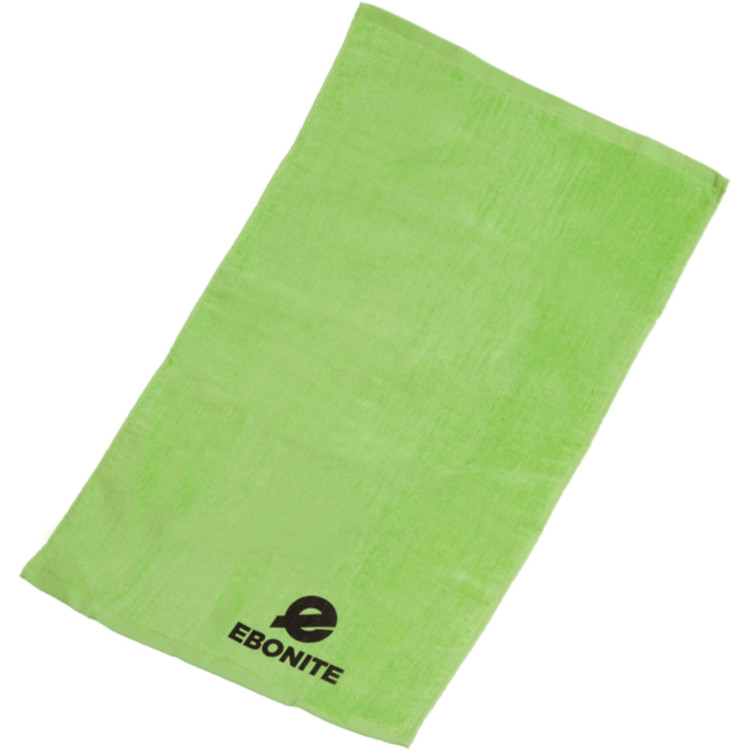 Ebonite Solid Cotton Towel Lime