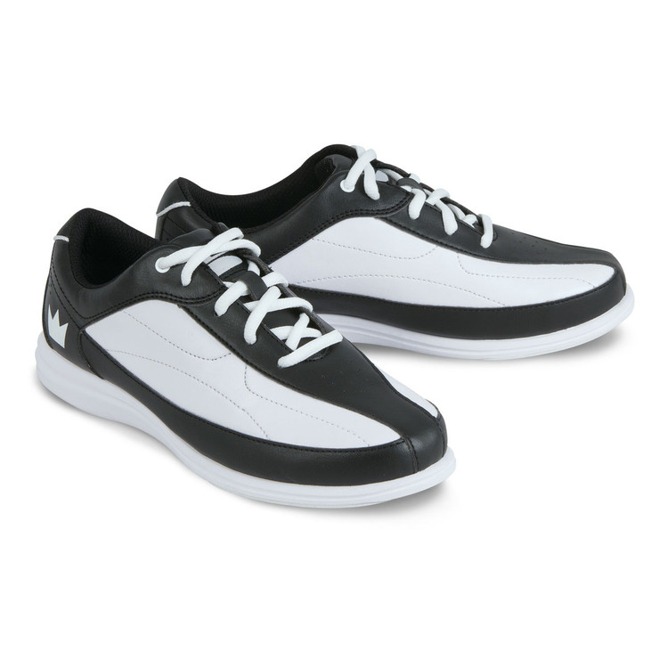 Brunswick Bliss Women's Bowling Shoes White Black