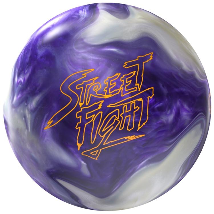 Storm Street Fight Bowling Ball