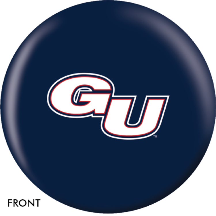 OTB NCAA Gonzaga University Bowling Ball