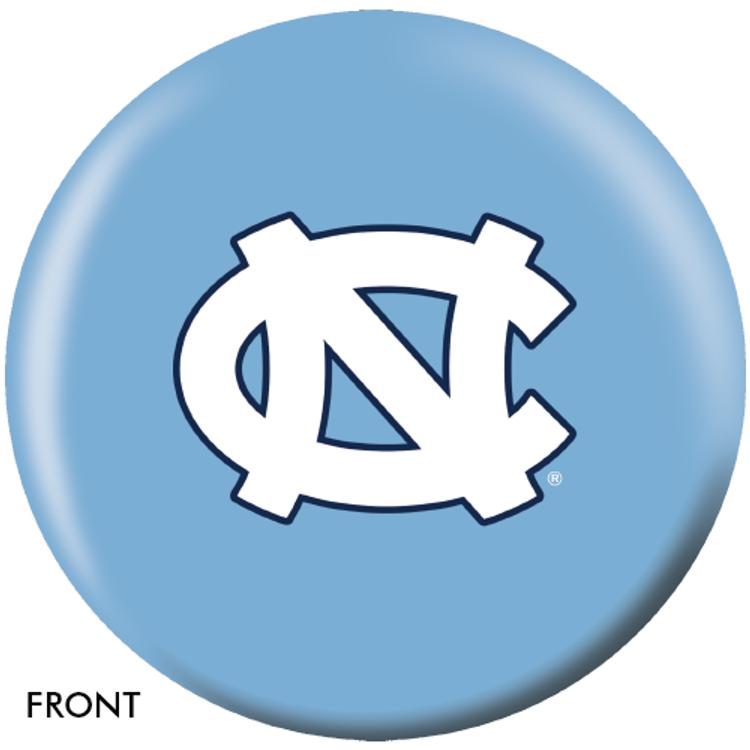 OTB NCAA North Carolina Tar Heels Bowling Ball