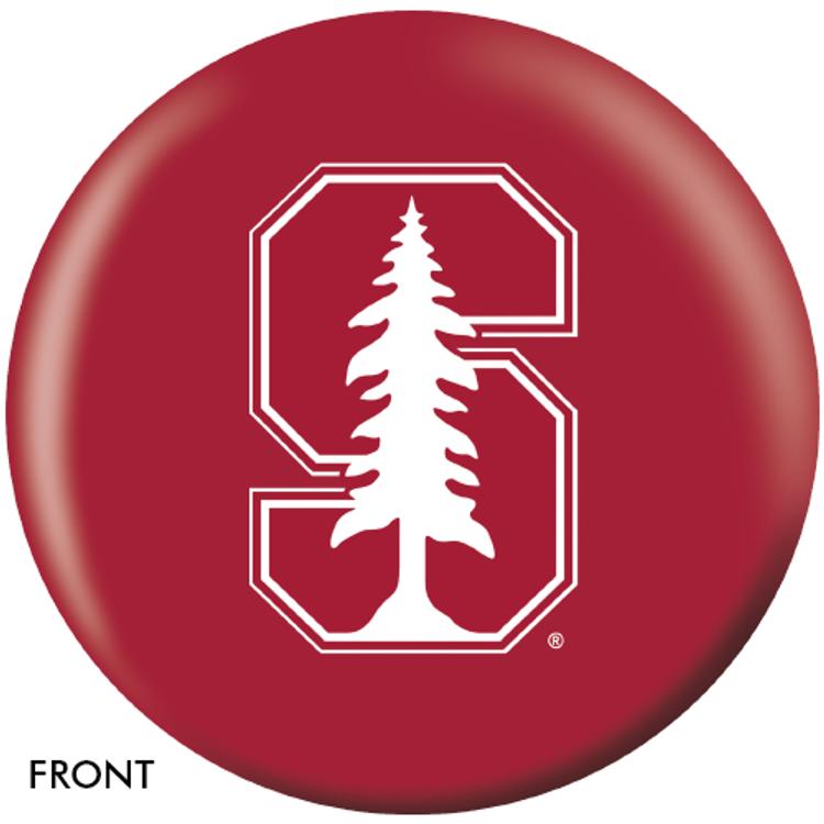 OTB NCAA Stanford University Bowling Ball