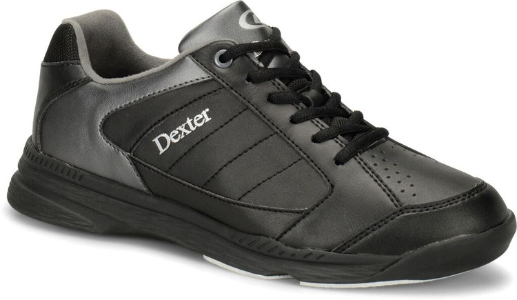 Dexter Ricky IV Mens Bowling Shoes Black Alloy