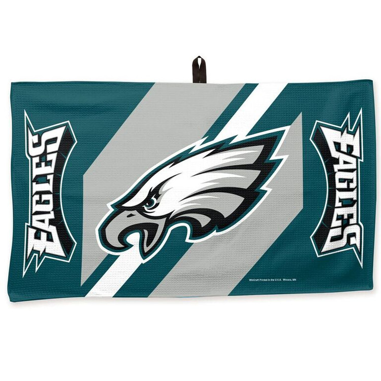 Master NFL Bowling Towel Philadelphia Eagles