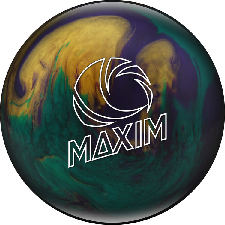 Ebonite Maxim Bowling Ball Emerald Glitz
