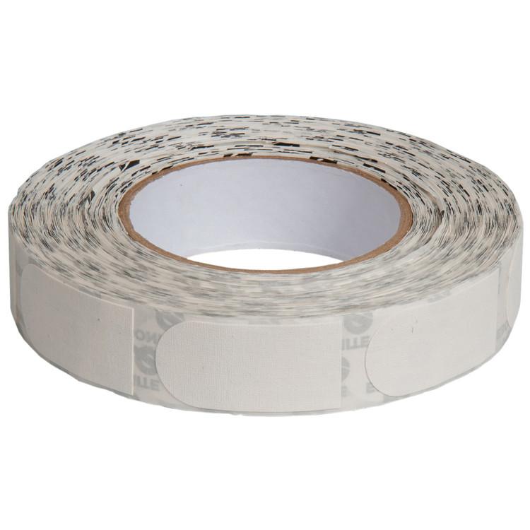 "Ebonite Ultra Grip 1"" White Tape 100 Piece Roll"