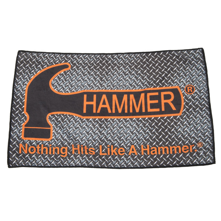 Hammer Dye Sublimated Microfiber Towel