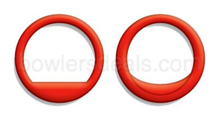 Vise Power Lift-Semi Finger Insert P/S