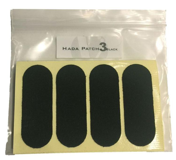 Vise Hada Patch 3 Black (12 Packs)