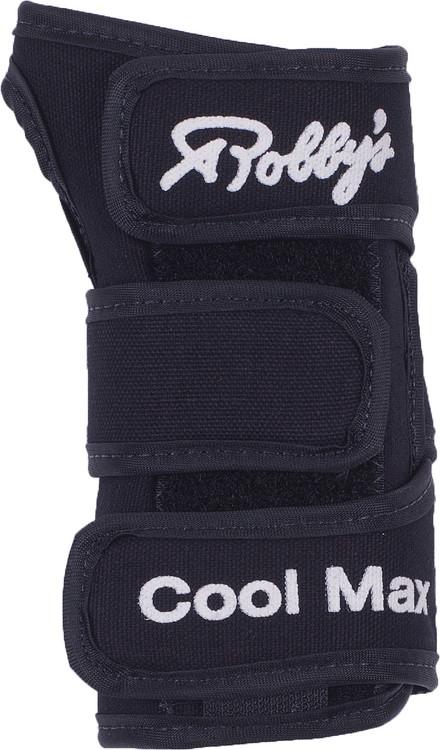 Robby's Original Cool Max Wrist Positioner Left Hand Black