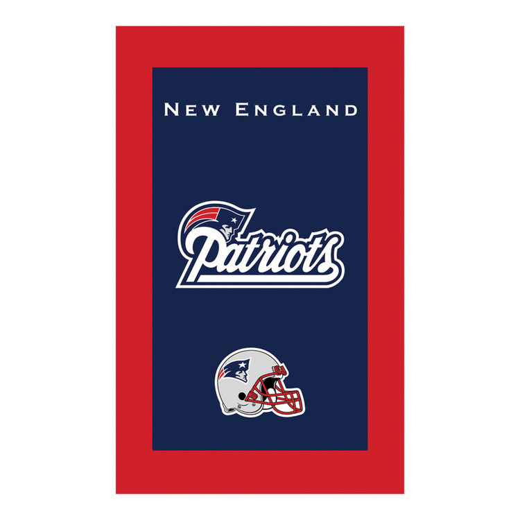 KR NFL Bowling Towel New England Patriots