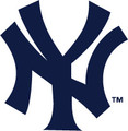Master MLB Bowling Towel New York Yankees