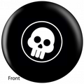 OTB Comic Skull Bowling ball 