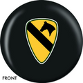 OTB 1st Cavalry Bowling ball 