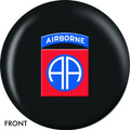 OTB 82nd Airborne Bowling ball