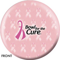 "OTB Bowl for the Cure Kelly Kulick ""Signature"" Bowling ball"