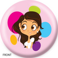 OTB Aida Sofia Cute Girl Bowling ball 