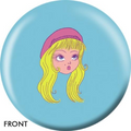 OTB Angel Szafranko Blond Cutie Bowling ball