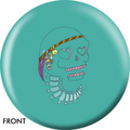 OTB Angel Szafranko Peace Skull Bowling ball