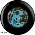 OTB Beluxe Deer Prudence Bowling ball 