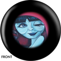 OTB Beluxe Merlot Streep Bowling ball 