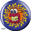 OTB Dave Savage Blazin Blue Eyes Bowling ball