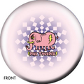OTB Dave Savage Pink Thunder Bowling ball 