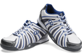 Dexter Fred Bowling Shoes Men's White Grey Blue