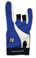 Brunswick Power X Bowling Glove White/Royal Right Hand