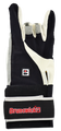 Brunswick Power XXX Bowling Glove Black/White Right Hand