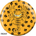 OTB Garfield Paw Bowling Ball