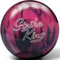 Brunswick Strike King Purple Pink Pearl Bowling Ball