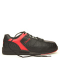 Dexter Ricky III Mens Bowling Shoes Black/Red Wide Width