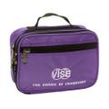 Vise Bowling Accessory Bag Purple
