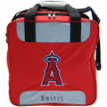 KR MLB Single Tote Bowling Bag Los Angeles Angels of Anaheim